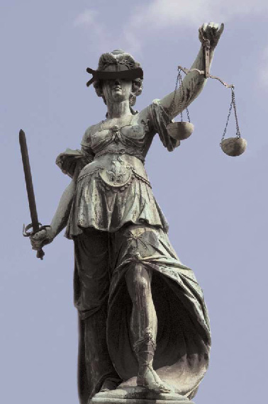 lady justice statue drawing - photo #22
